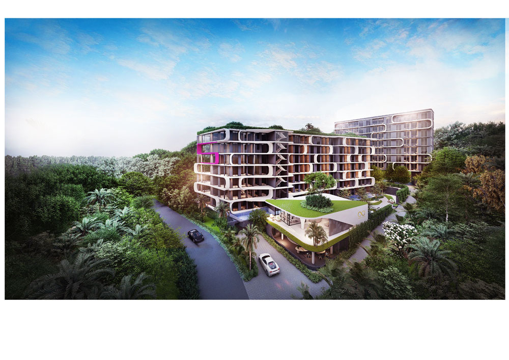 New affordable condo project in Layan