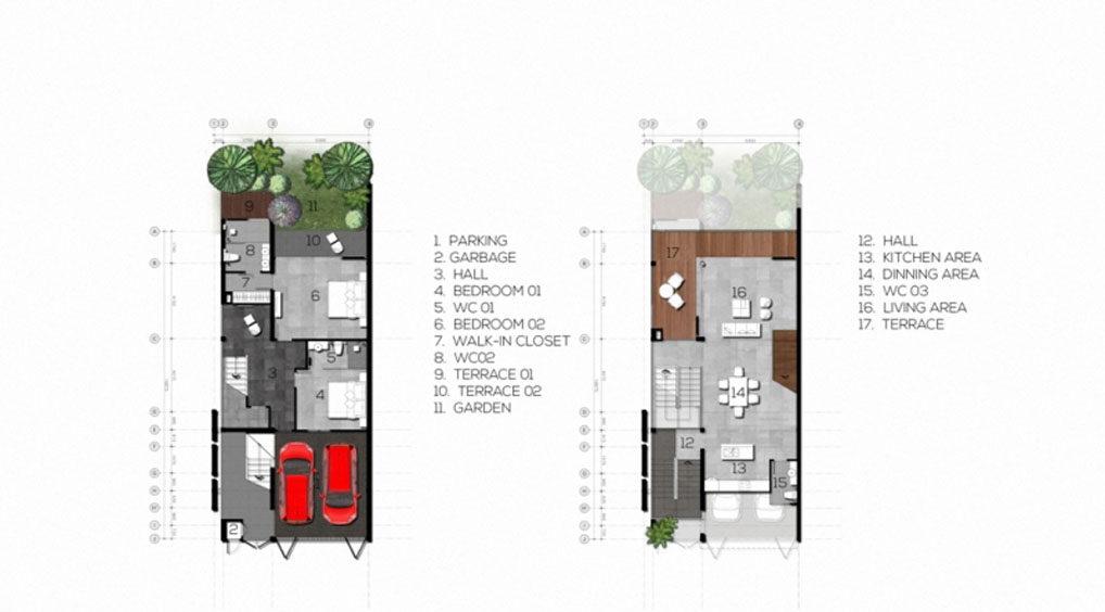 1st& 2nd floor