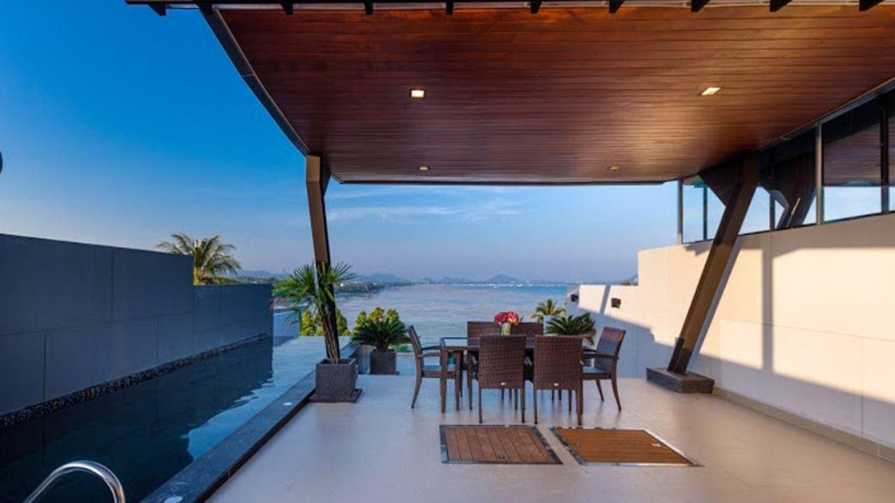Private Pool Sea View Villa in Rawai