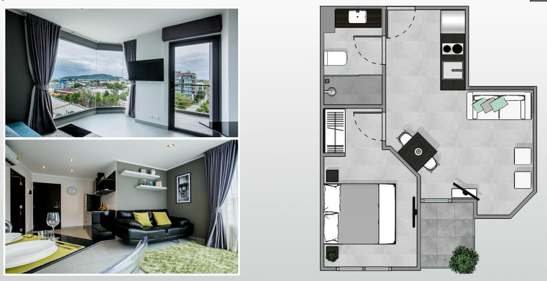 35 m²
