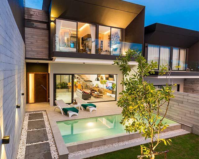 Loft Style Villa Project in Chalong