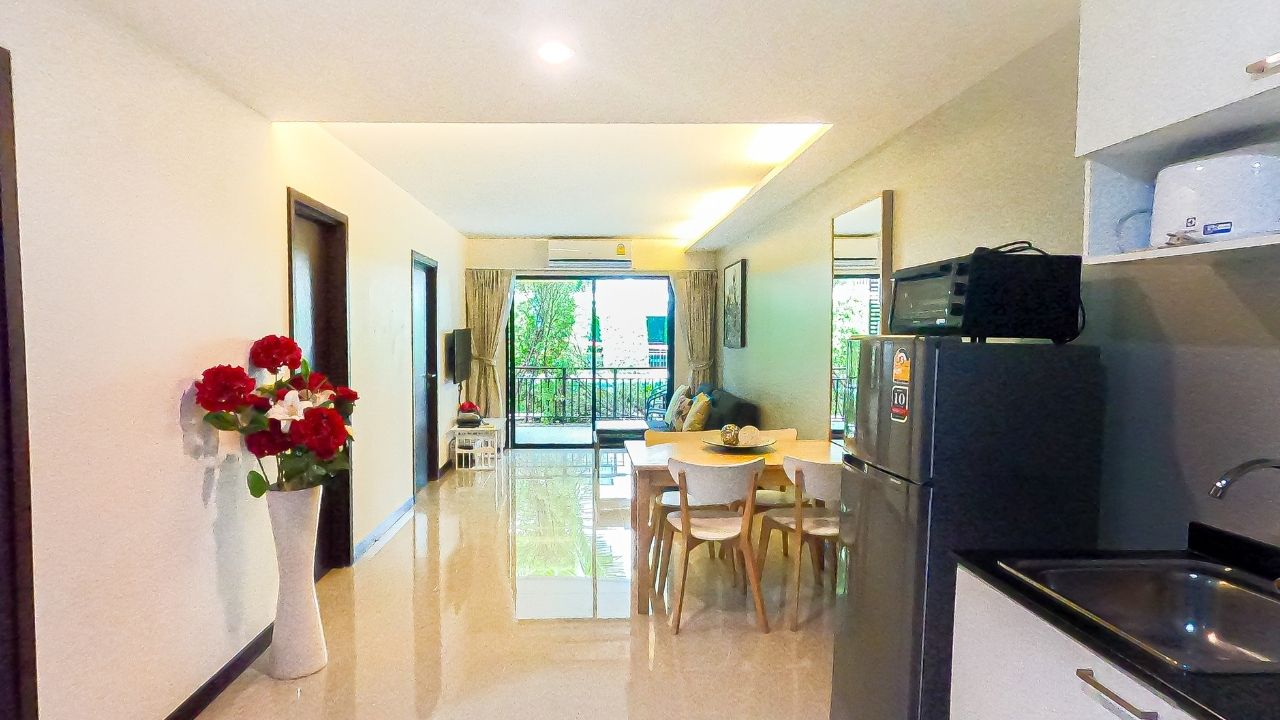 2 Bedroom-Condo for sale in Rawai