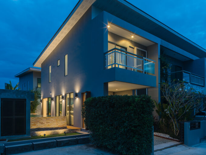 2 Bedroom Town Home in Cherng Talay